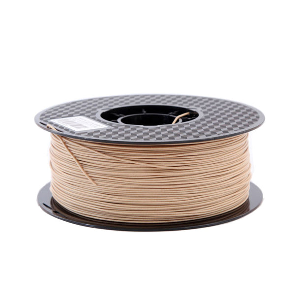 axGear 3D Printer PLA Filament 1.75mm 1KG 2.2LB Premium Material Spool Roll Wood
