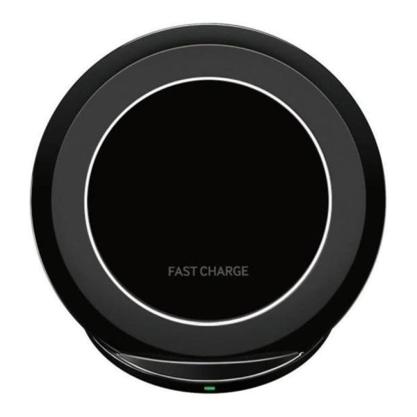 Fast Qi Wireless Charger Charging Pad Stand Dock for Samsung Galaxy S6 S7