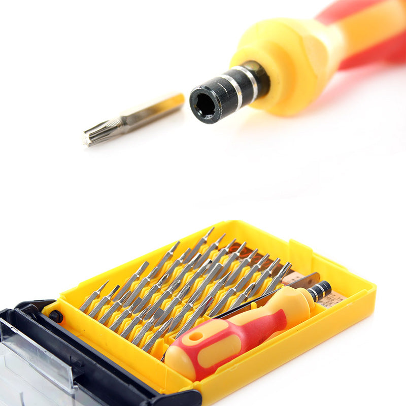 32 Screwdriver Set For Cell Phone Notebook Laptop Repair Screw Driver