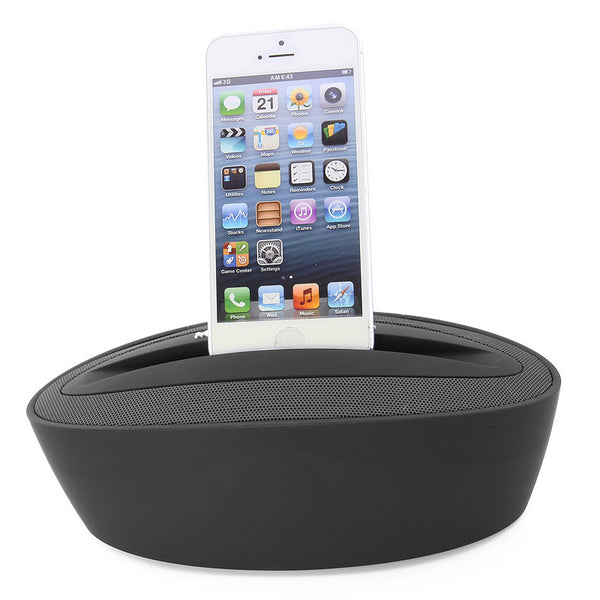 Portable Bluetooth Wireless Super Bass Dock Speaker for iPhone Samsung Tablet PC