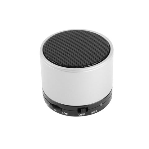 axGear Portable Bluetooth Speaker Metal Wireless Portable MP3 TF Micro SD Music Player