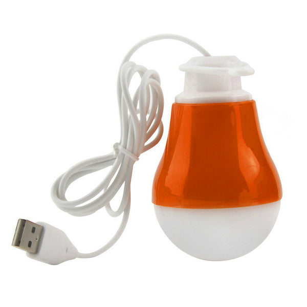 USB Mini LED Light Bulb 3W