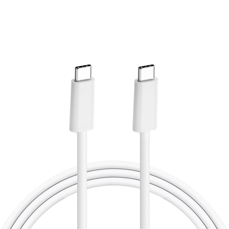 axGear USB-C to USB Type-C Cable C to C Male to Male Charging Data Sync Wire M/M Chargr Cord 6Ft 1.8M