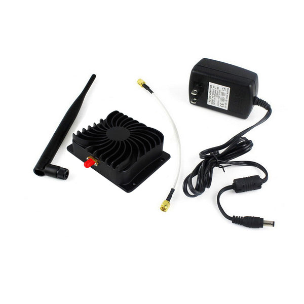 axGear WiFi Signal Booster Wireless 2.4G Signal Extender Amplifier Range Repeater 8W