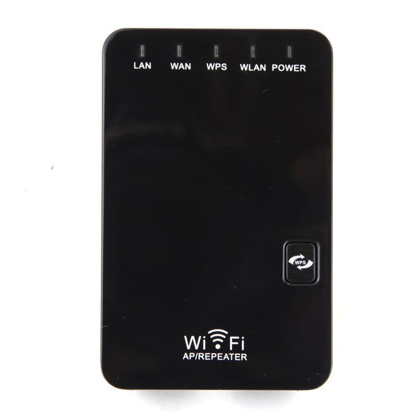 axGear Wireless Internet Signal Repeater WiFi Network Extender 300M Signal Booster