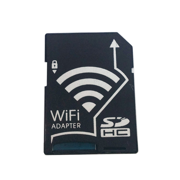 axGear Wireless Micro SD Adapter Cordless MicroSD TF Flash Card To SD Memory Card Adapter WiFi