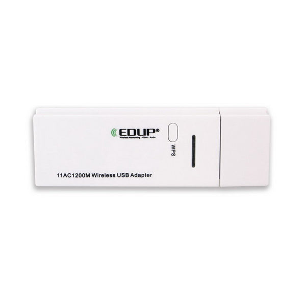 axGear Wireless AC 1200mbps WiFi Card 2.4G 5.8G Dual Band USB Cordless Network Internet Adapter