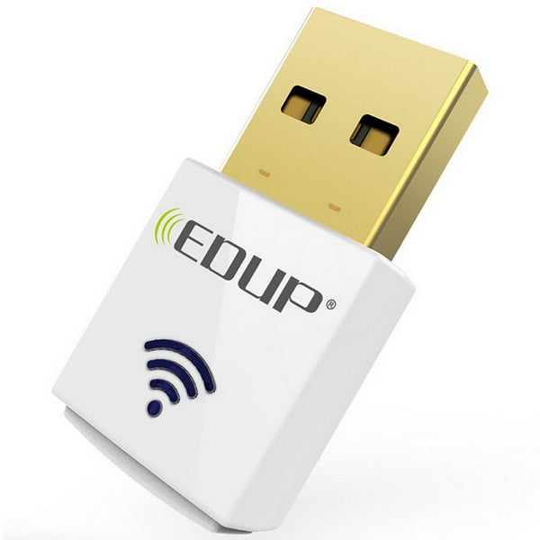 600 Mbps Dual Band 2.4/5Ghz Wireless USB WiFi Network Adapter 802.11AC