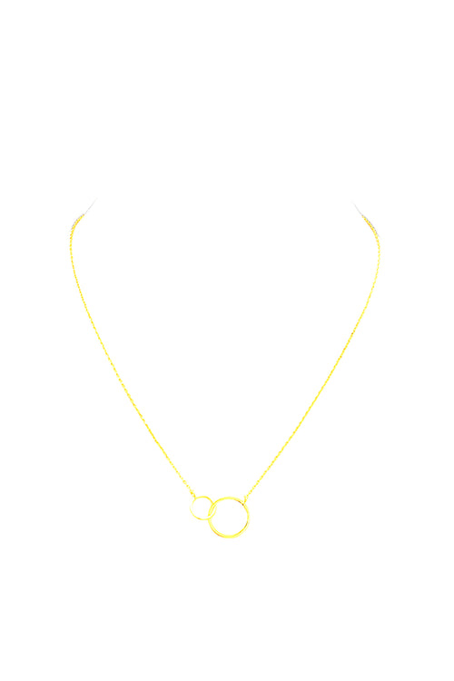 Boundless Necklace | Gold