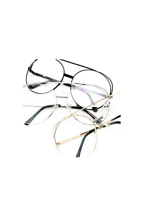Luminous Specs | Silver