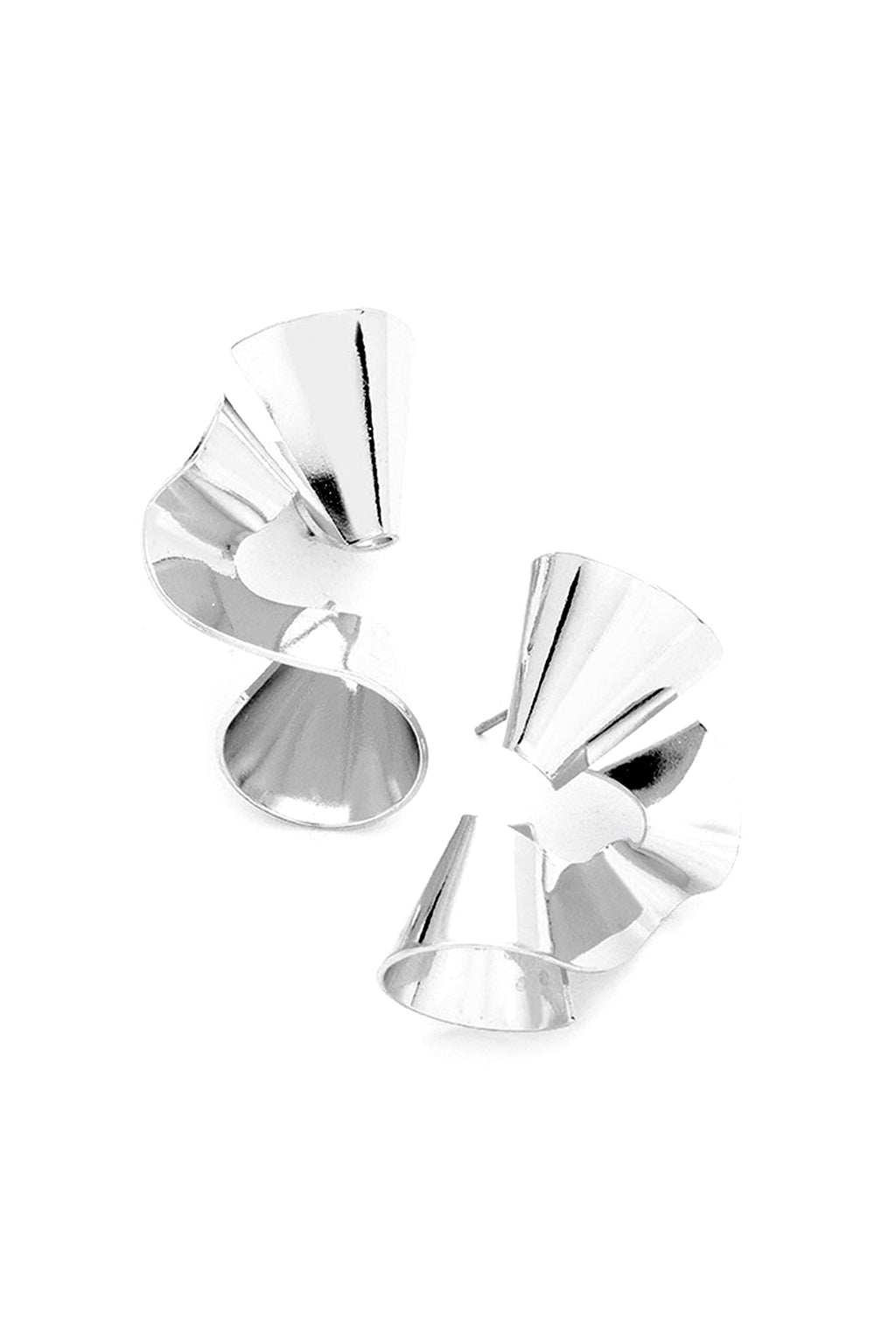 Whistler Earrings | Silver