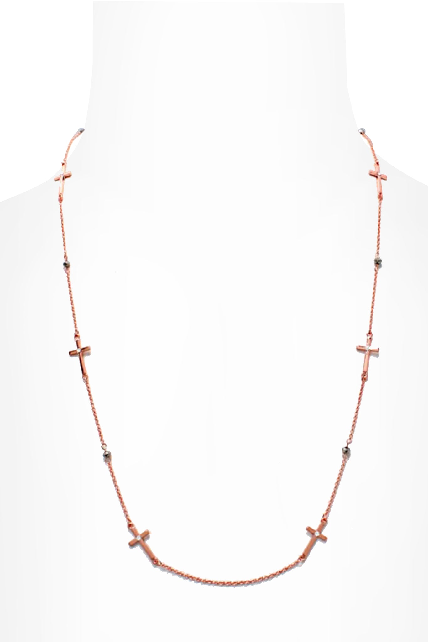 Blessed Necklace | Rose Gold