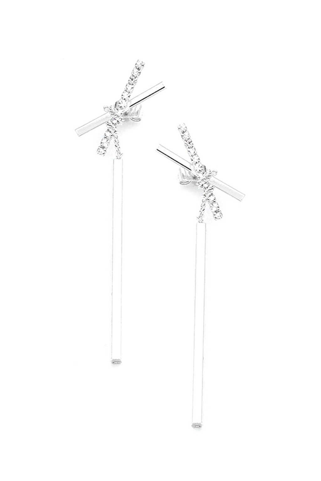 Starry Nights Earring | Silver