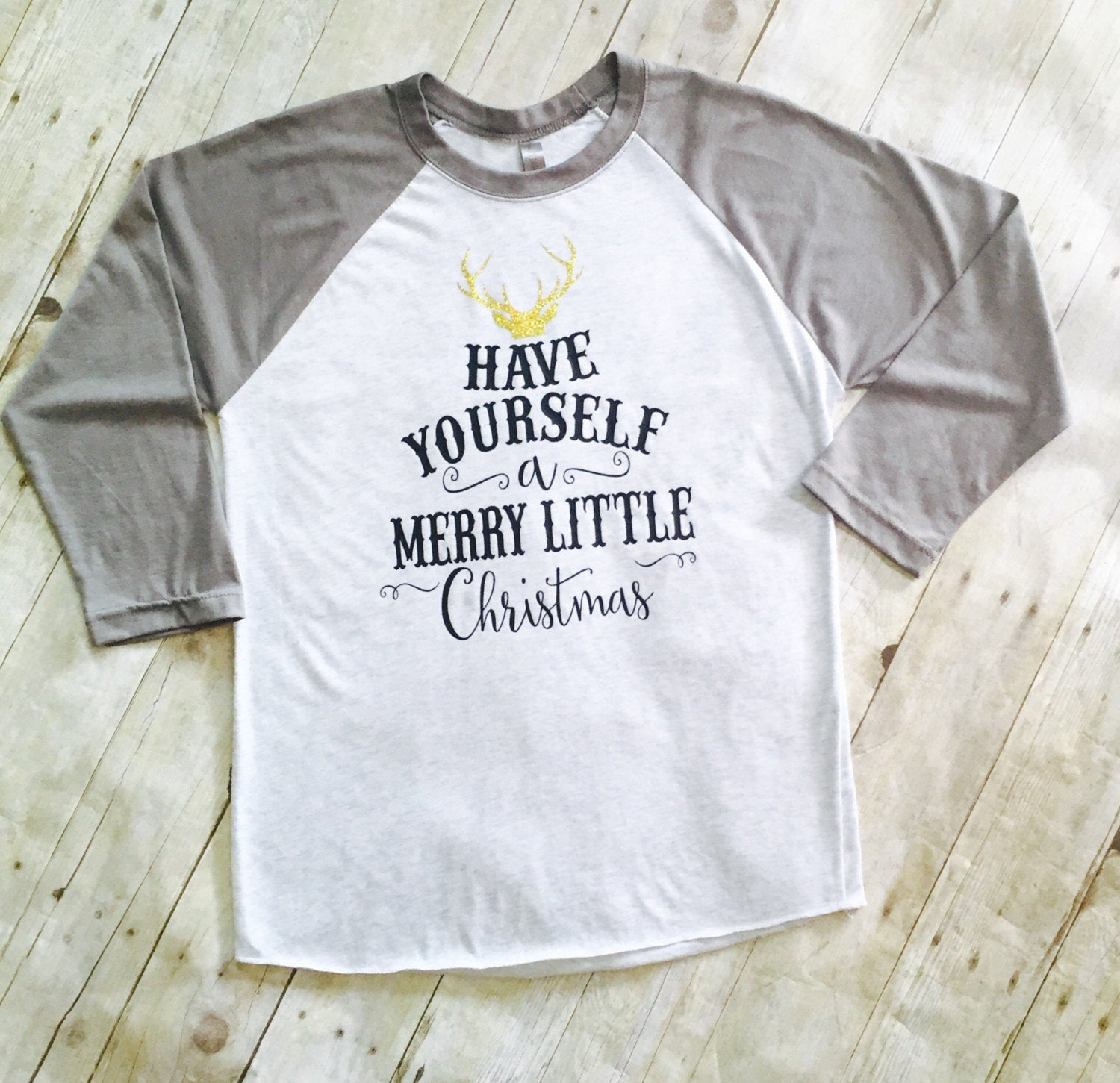have yourself a merry little christmas shirt adult