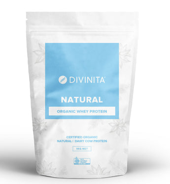 Natural Organic Whey Protein