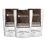 Chocolate Organic Whey Protein