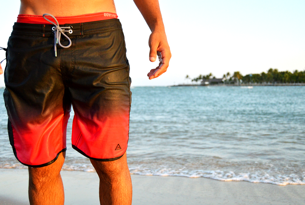govi Heroic board shorts