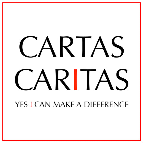 CARTAS CARITAS Yes I can make a difference