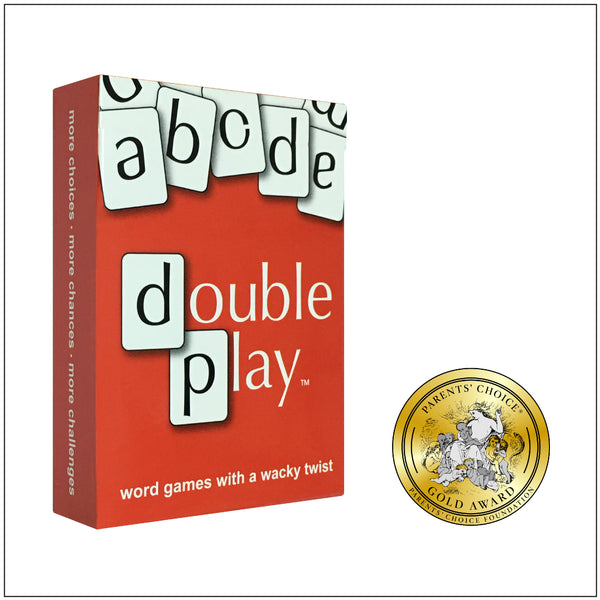 Double Play Cards Gold Award Winner