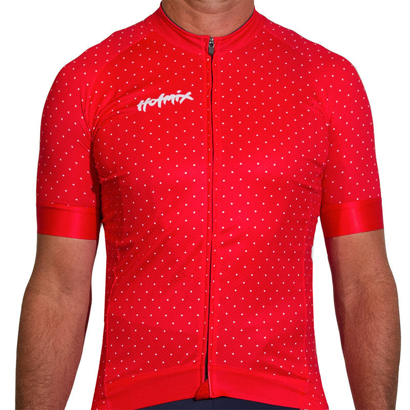Dem Dots Tiny Men's Cycling Jersey