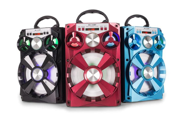 The Big Boy Bluetooth Bass Speaker