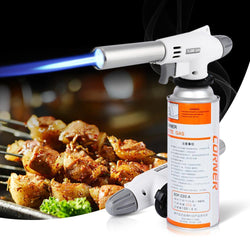 Automatic Flame Butane Gas Torch