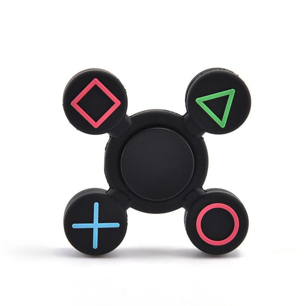 Playstation Button Fidget Spinner