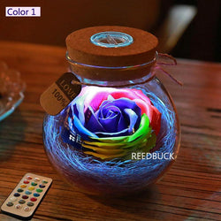 Reedbuck 16 Color Rose Light With Remote Control