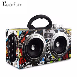 Street High Power Boombox (3 Styles)