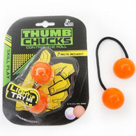 Thumb Chucks Toy