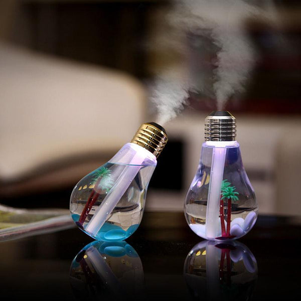 Ultrasonic Mini Aroma Humidifier