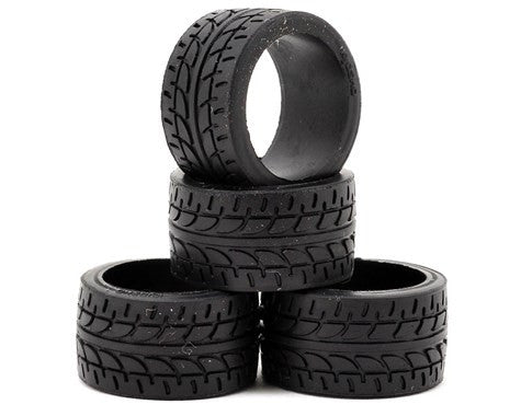 Kyosho 11mm Wide Racing Radial Tire (4)