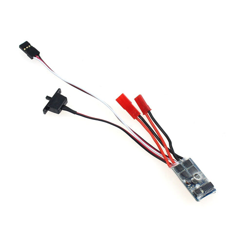 10A Brushed ESC Two Way Motor Speed Controller No Brake