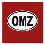 OMZ Stretched Canvas