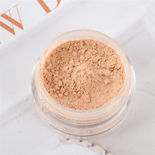 5 Colors Loose Powder Natural Concealer Smooth Skin Face Powder Mineral Bare Makeup 60g LZH7