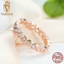 Accessories  Collection 925 Sterling Silver Alluring Brilliant Stackable Ring Jewelry A7145
