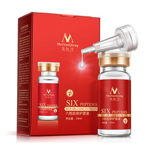 Argireline+aloe vera+collagen peptides rejuvenation anti wrinkle Serum 10ml for the face skin care products anti-aging cream