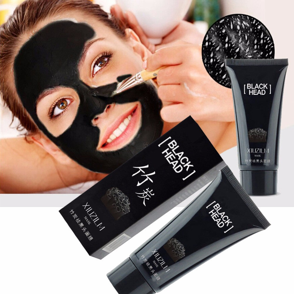 Amazing remove blackheads pilaten gold crystal collagen Facial mask Skin Care Acne mud