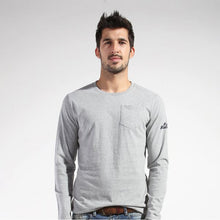 Basic Long Sleeve T-shirt Soft Comfort Colors Gray Red White Blue T Shirt Tops