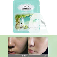 Natural Aloe Alga Collagen Crystal Mask,Anti-age,moisturize,Whitening Mask H78
