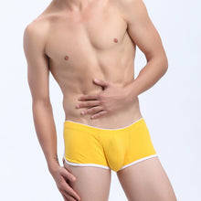 Sexy  Soft Cotton Briefs Underwear Embroidery Brief Underpants S-XL