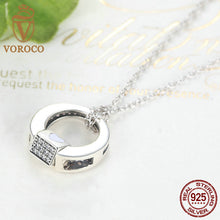 2 Style 925 Sterling Silver Pink Clearly CZ Love Heart Pendants Necklaces for Women & Girl Fashion Jewelry N060