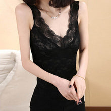 Sexy Lace Floral T-shirt Tank Tops Sleeveless Stretch Crochet Vest Blouse