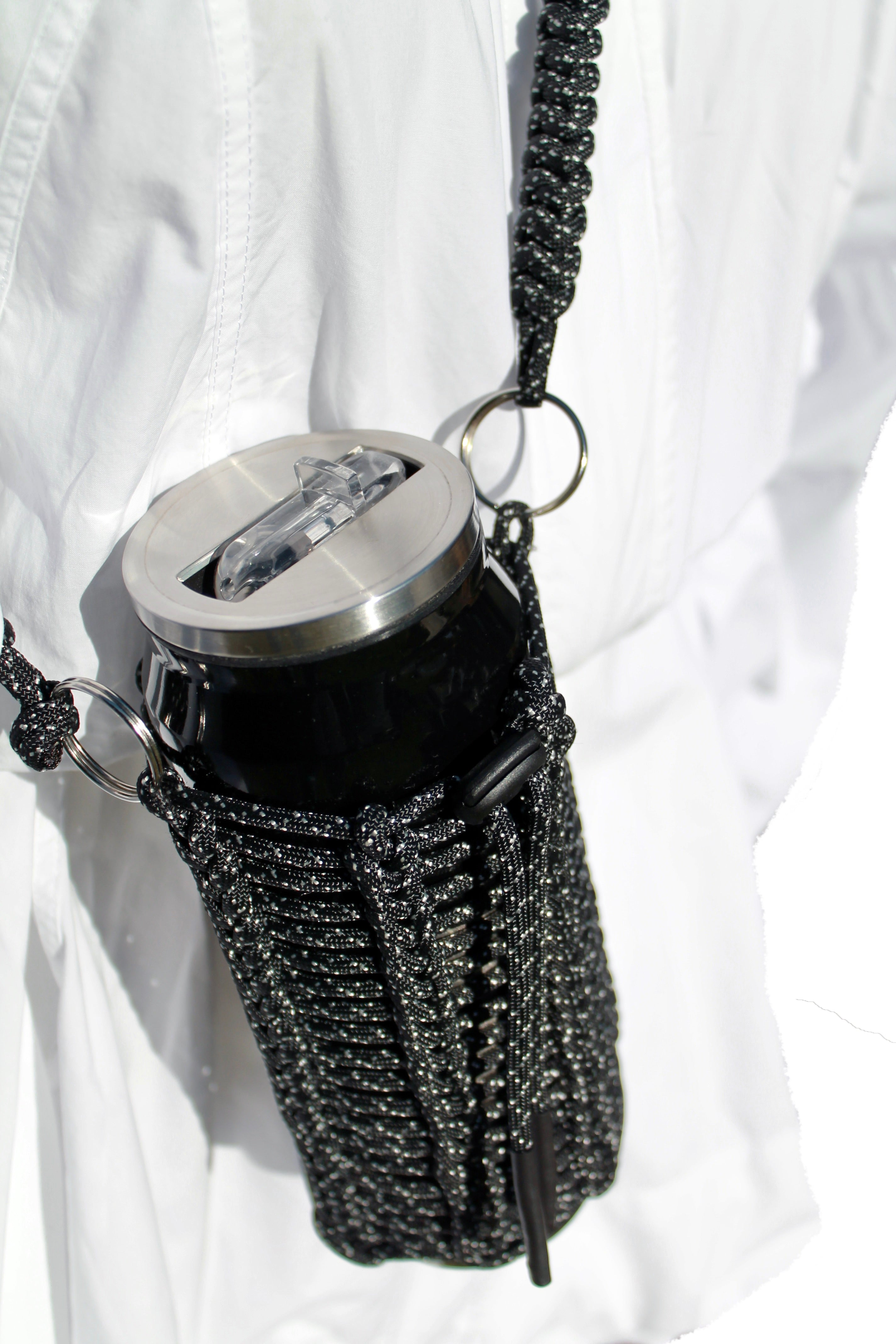 starry nights ~ resuable drink bottle sling