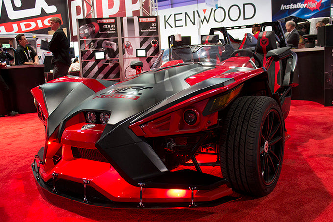 MTX Polaris Slingshot Demo Vehicle