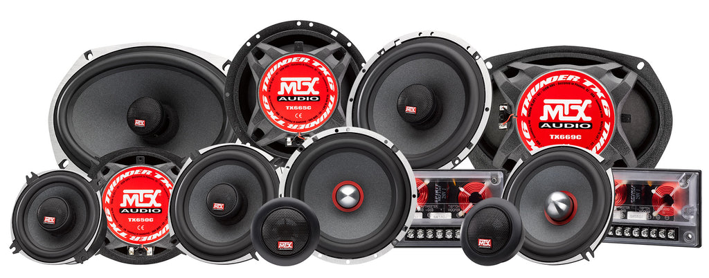 Our new TX6 Speakers are now available