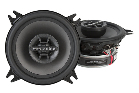 "MTX Audio Thunder Series 4"" Coaxial Speakers - TDX40"