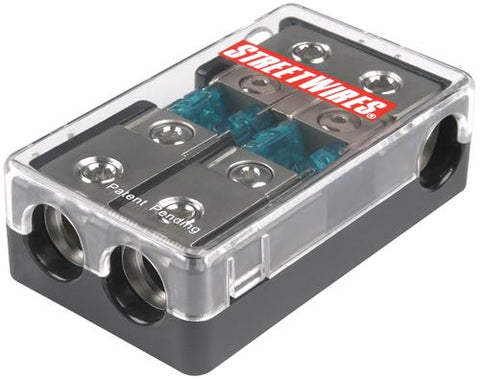 MTX StreetWires FBXS20 - AFS Fuse Block
