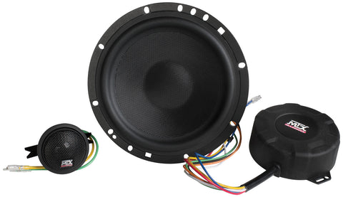 "MTX Audio Signature Series 6.5"" Component Speakers - SS7"