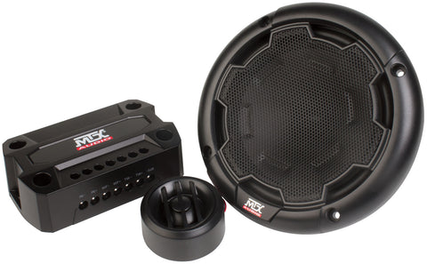 "MTX Audio THUNDER Series 90W RMS 5.25"" Component Speakers - THUNDER51"